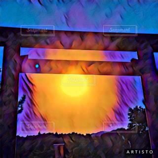太陽の写真・画像素材[655520]