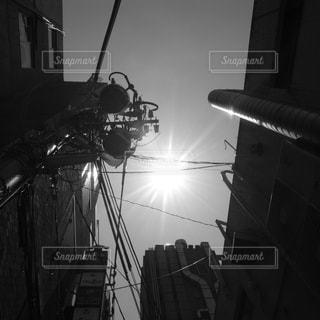 太陽の王冠の写真・画像素材[722391]