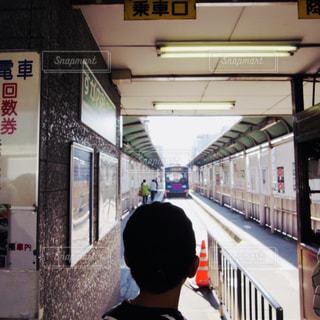 路面電車の写真・画像素材[889366]