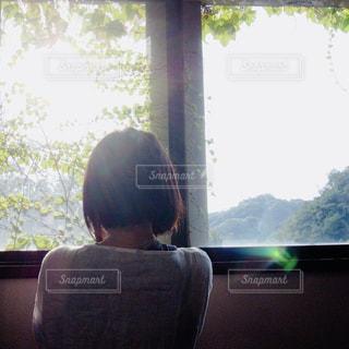 待ち人の写真・画像素材[1023537]
