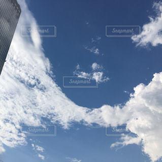 青空の写真・画像素材[617113]