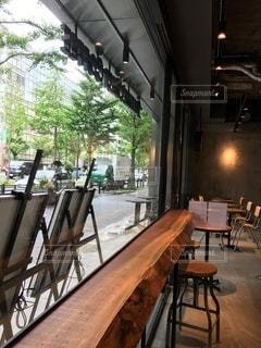 カフェの写真・画像素材[3466556]
