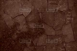 石の壁の写真・画像素材[1193683]