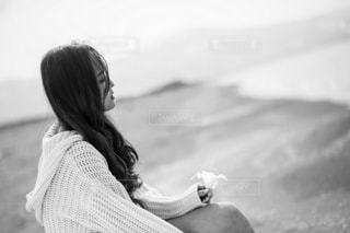 女性の写真・画像素材[586794]