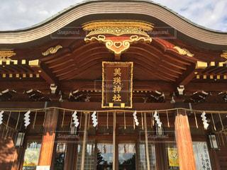 神社の写真・画像素材[687352]