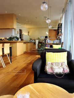 カフェの写真・画像素材[693635]