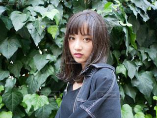 黒髪女子 - No.858412