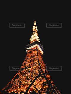 東京タワーの写真・画像素材[587221]