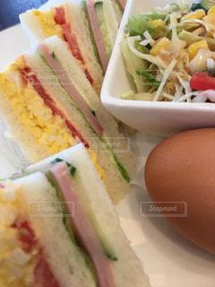 朝食の写真・画像素材[659512]