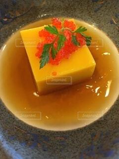 美味しい!豆腐あんかけ オシャレな一品料理!の写真・画像素材[3689898]