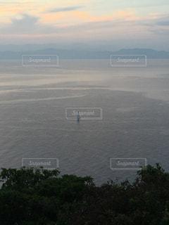 水の大きな体の写真・画像素材[756624]
