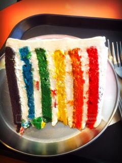 ケーキの写真・画像素材[588992]