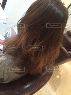髪型の写真・画像素材[589302]