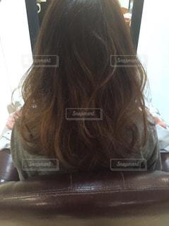 髪型の写真・画像素材[589303]