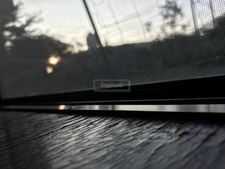夕日の写真・画像素材[589573]