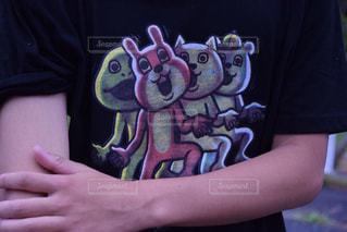 Tシャツの写真・画像素材[593779]