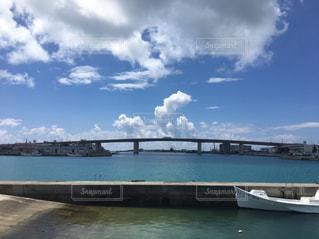 糸満漁港の写真・画像素材[749719]