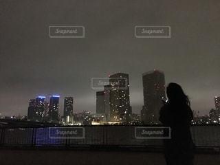夜の写真・画像素材[590532]