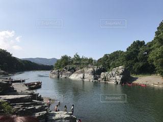 秩父長瀞の川の写真・画像素材[1231556]