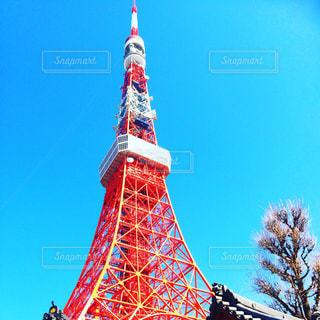 東京タワーの写真・画像素材[590320]