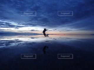 ジャンプの写真・画像素材[590928]