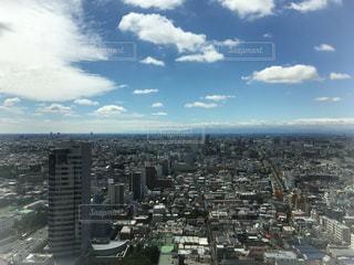 ビルからの眺めの写真・画像素材[1051432]