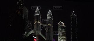 夜景の写真・画像素材[609260]