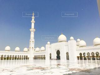 シェイク ・ ザーイド ・ モスクの写真・画像素材[1108237]