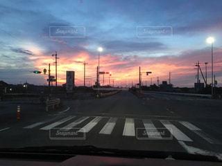 夜明けの写真・画像素材[592256]