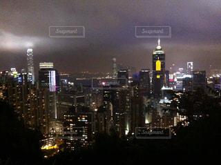 夜景の写真・画像素材[594102]