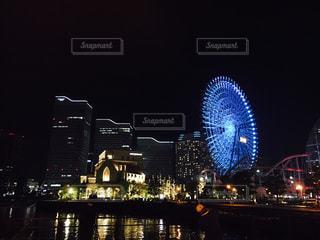 夜景の写真・画像素材[593359]