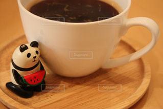 カフェのコーヒーの写真・画像素材[1388957]