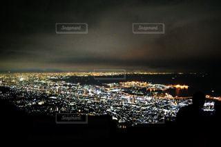 夜景の写真・画像素材[596060]