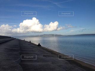 海の写真・画像素材[594131]