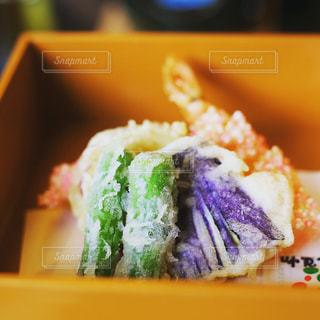 京都の天ぷらの写真・画像素材[595781]