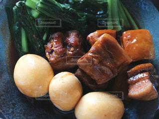 豚の角煮の写真・画像素材[768783]