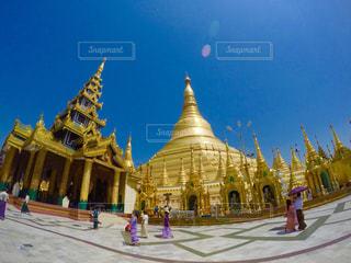ミャンマーの写真・画像素材[595975]
