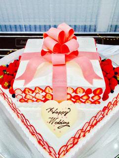 ケーキの写真・画像素材[600380]