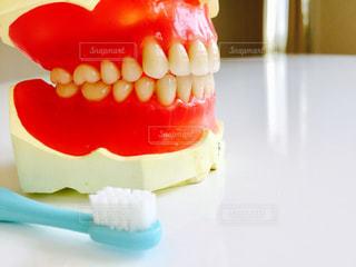 歯ブラシの写真・画像素材[602337]