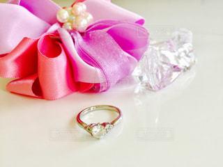 指輪の写真・画像素材[602436]