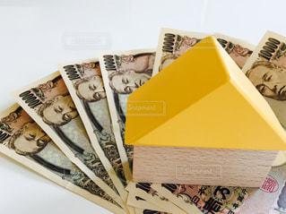 お金の写真・画像素材[604554]