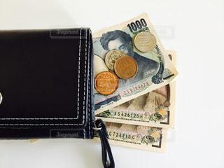 お金の写真・画像素材[604560]