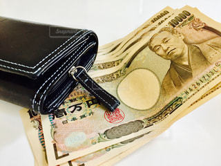 お金の写真・画像素材[604561]