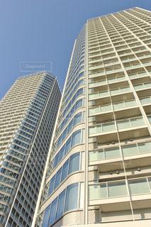 高層ビルの写真・画像素材[641709]