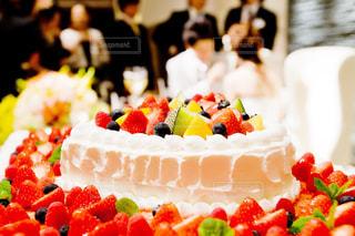ケーキの写真・画像素材[641810]
