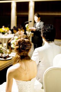 結婚式の写真・画像素材[641812]