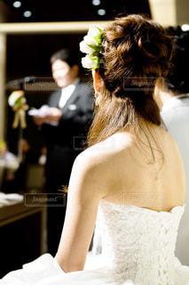 結婚式の写真・画像素材[641813]