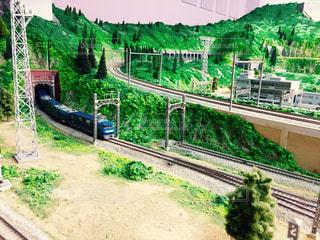 鋼のトラックの列車 - No.724890