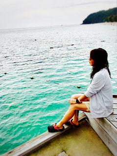 海の写真・画像素材[599881]