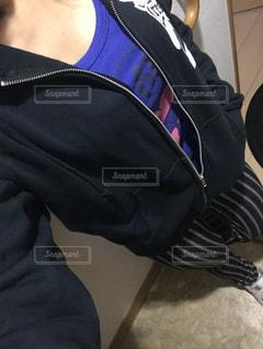 帽子をかぶった男の子の写真・画像素材[1144529]
